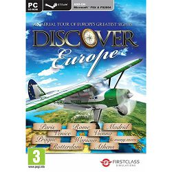 Discover Europe PC (Flight Simulator X Steam Edition Add On)