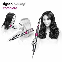Dyson sušilo za kosu Airwrap Complete Nickel/Fuchsia