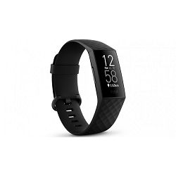 Fitbit fitness narukvica Charge 4 Black