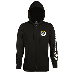 Hoodie Overwatch Logo Men's Zip Up L