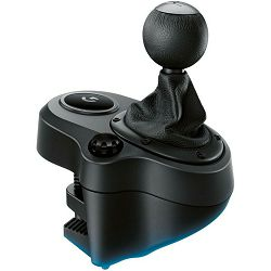 Logitech Steering Wheel shifter