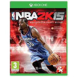 NBA 2K15 XboxOne