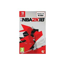 NBA 2K18 SHAQ LEGEND EDITION Switch