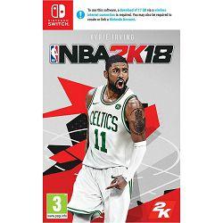 NBA 2K18 Switch