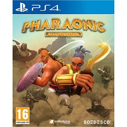 Pharaonic: Deluxe Edition PS4