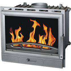 Plamen kaminski uložak za centralno grijanje BARUN INSERT TERMO