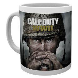Šalica Call of Duty WWII Key Art
