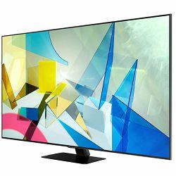 TV SAMSUNG QE75Q80TATXXH (UHD, Smart TV, PQI 3800, HDR10+, DVB-T2/C/S2x2, 191 cm)