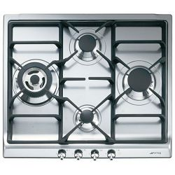 Smeg ploča za kuhanje, plin, Classica serija