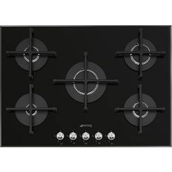 Smeg ploča za kuhanje, plinska, Linea serija
