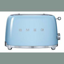 Smeg toster, pastelno plava