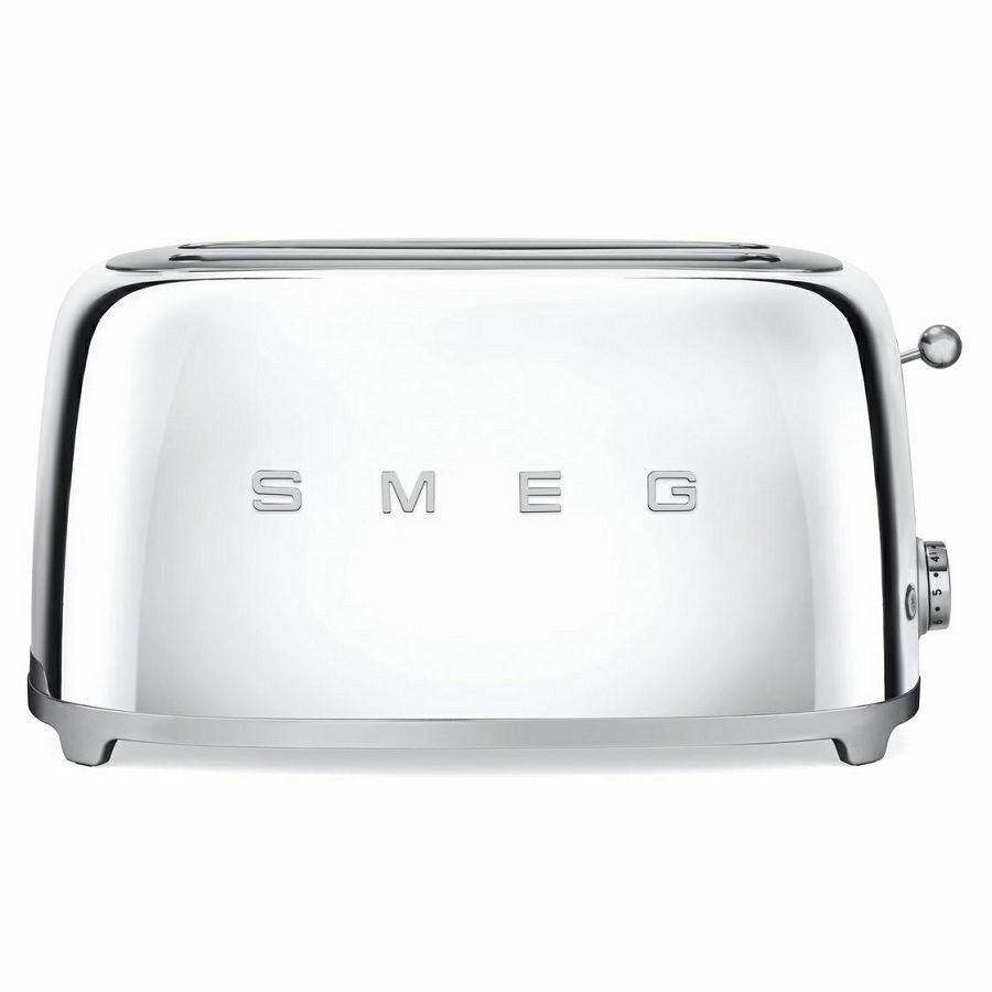 Smeg toster, inox